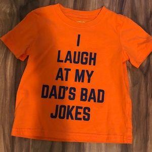 Carter's tee shirt